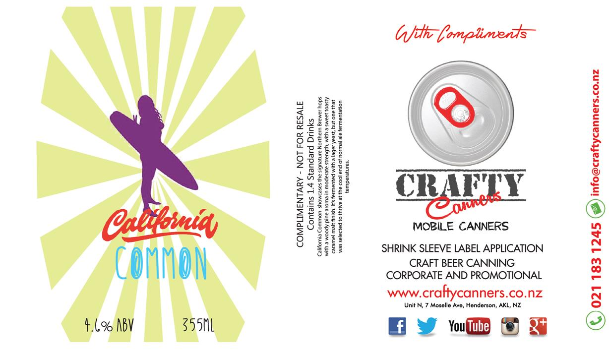 Crafty Canners Label